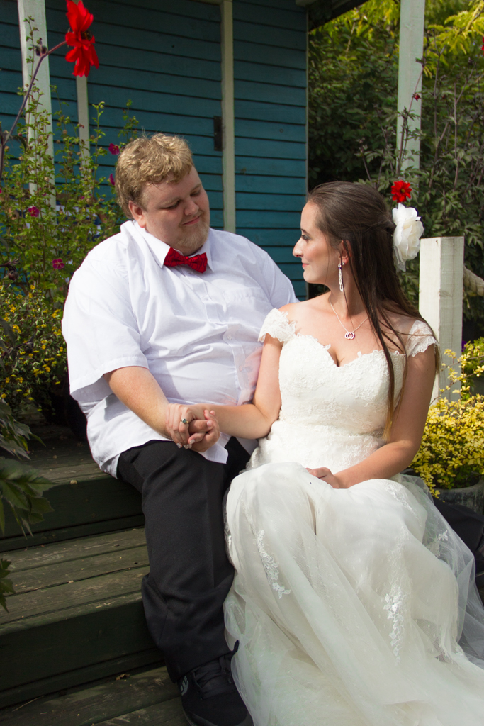 Anyone can get married even if you have Tourette's Syndrome